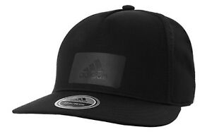 b291edfbece Adidas ZNE LOGO Caps Running Hat Golf Adjustable Black OSFW OSFM ...