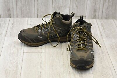 Mid Composite Toe Trail Work Boot