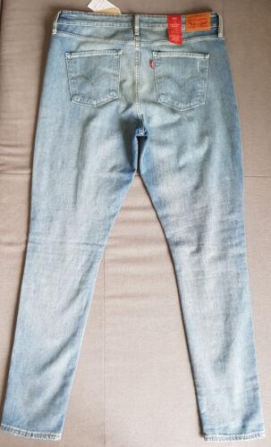 W32 721 Damen Jeans skinny Levis haute L32 taille Levi´s SBdWqUv0