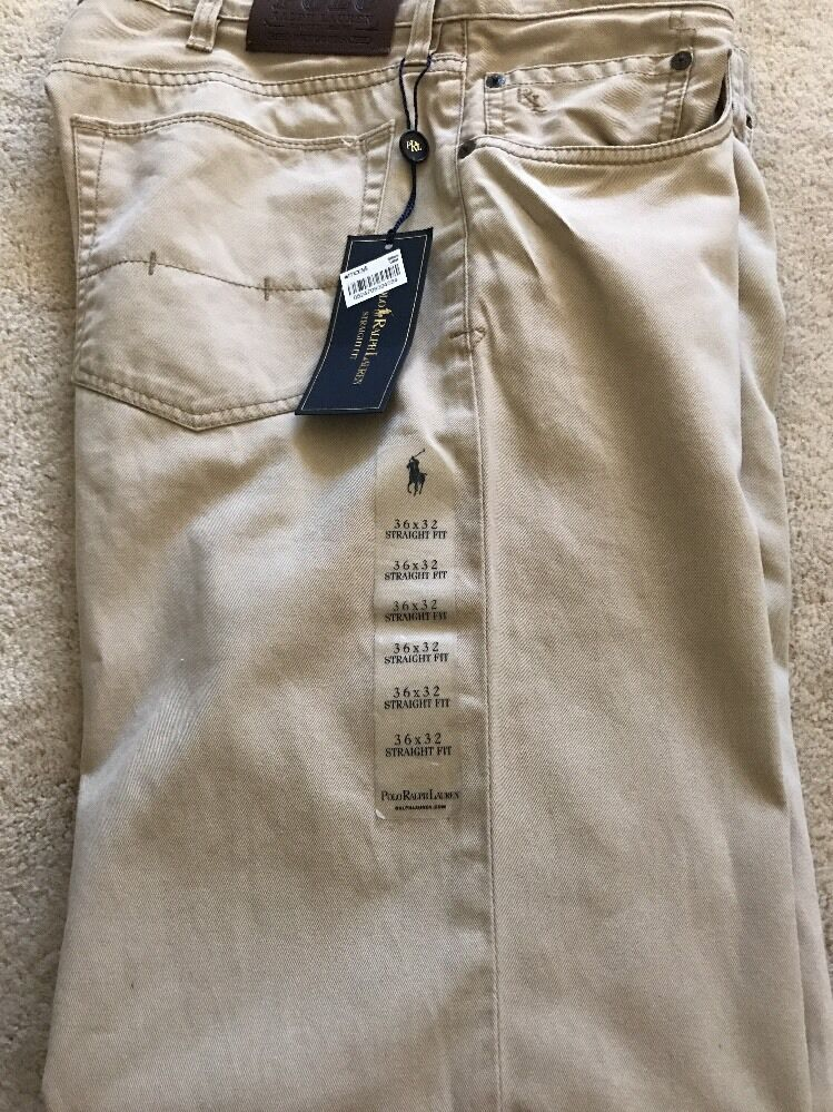 Polo Ralph Lauren Men Pants Size 36x32