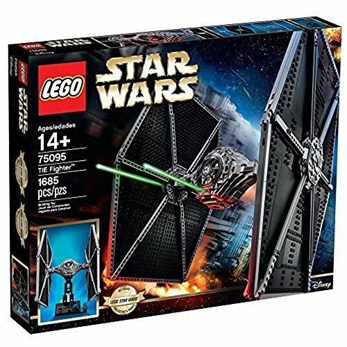 LEGO 75095 Star Wars UCS TIE FIGHTER Ultimate Collectors Series Brand NEW Sealed