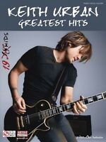 Cherry Lane Keith Urban: Greatest Hits (Piano/Vocal/Guitar Songbook) Sheet Music