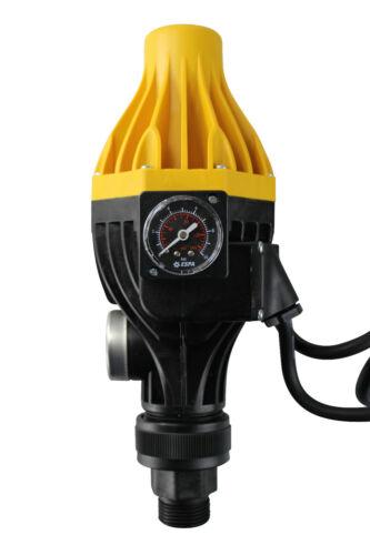 De contrôle de la pompe ESPA pressdrive avec câble électronique pressostat
