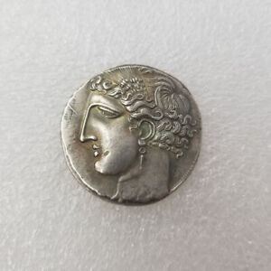 Ancient-Alexander-III-The-Great-Greek-Coin-Rare-Coin-collection-Silver-Plated