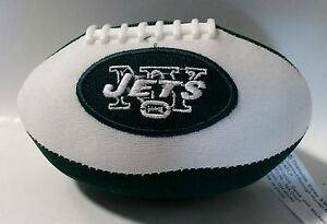 NFL-Football-New-York-JETS-Talking-Smasher-Football-by-Hunter-Mfg