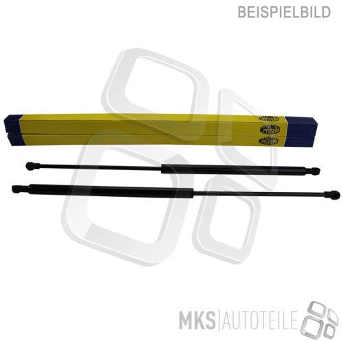 2 x MAGNETI MARELLI GASFEDER HECKKLAPPE KOFFER LADERAUM SET SEAT 3880958