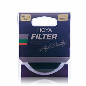 Hoya-52mm-Infrarouge-R72-IR-Effet-Special-Filtre-Appareil-Photo-pour-Sony