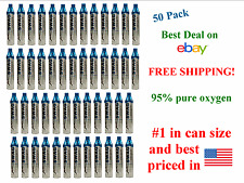Portable Oxygen Bar (helps boost oxygen level) (50 Pack)