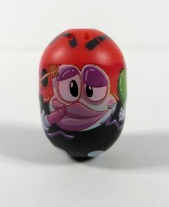 Mighty Beanz Series 1 #60 Ladybug Bean Figure NEW