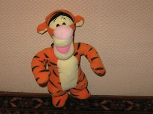 Fisher Price Winnie the Pooh 11 Inch TIGGER with Rattle