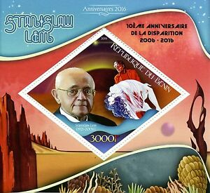 Benin-2016-neuf-sans-charniere-stanislaw-lem-1v-s-s-space-science-fiction-writers-timbres