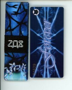 ZOX-Silver-Strap-FOREVER-Wristband-with-Card-Reversible