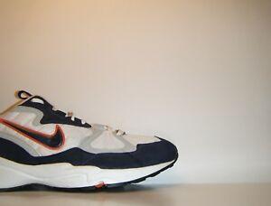detailing 1ba9a 767d5 Image is loading Vintage-OG-1997-Nike-Air-Levity-Rare-Running-