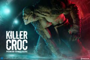 Dc Sideshow Collectibles Batman Killer Croc Premium Format 1 4 Scale Statue
