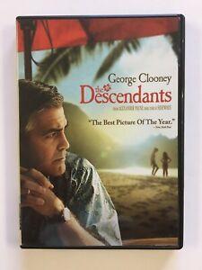 The Descendants 2011 Dvd George Clooney Beau Bridges 20th Century Fox Ebay