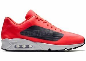 Details about Nike Air Max 90 NS GPX Men's (Size 9.5) Bright Crimson Black AJ7182 600