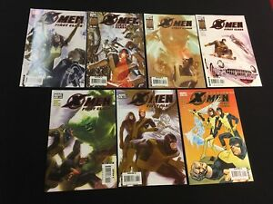 X-men-First-Class-Vol-1-1-6-amp-Special-VF