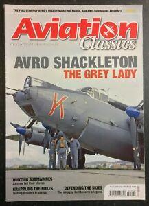 Aviation-Classics-Magazine-24-AVRO-SHACKLETON-130-pages-Morton