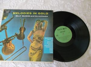 Billy-Vaughn-Melodies-in-gold-LP-Album-Canada-pressing