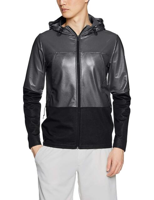 96600f998 Under Armour Storm Cold Gear Unstoppable Swacket Fitted Hoodie ...