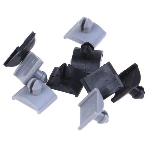10 Satz LAS-211 1-poliger DIN-Schienen-Kompaktkabel-Anschlussklemmenblock CO KQ