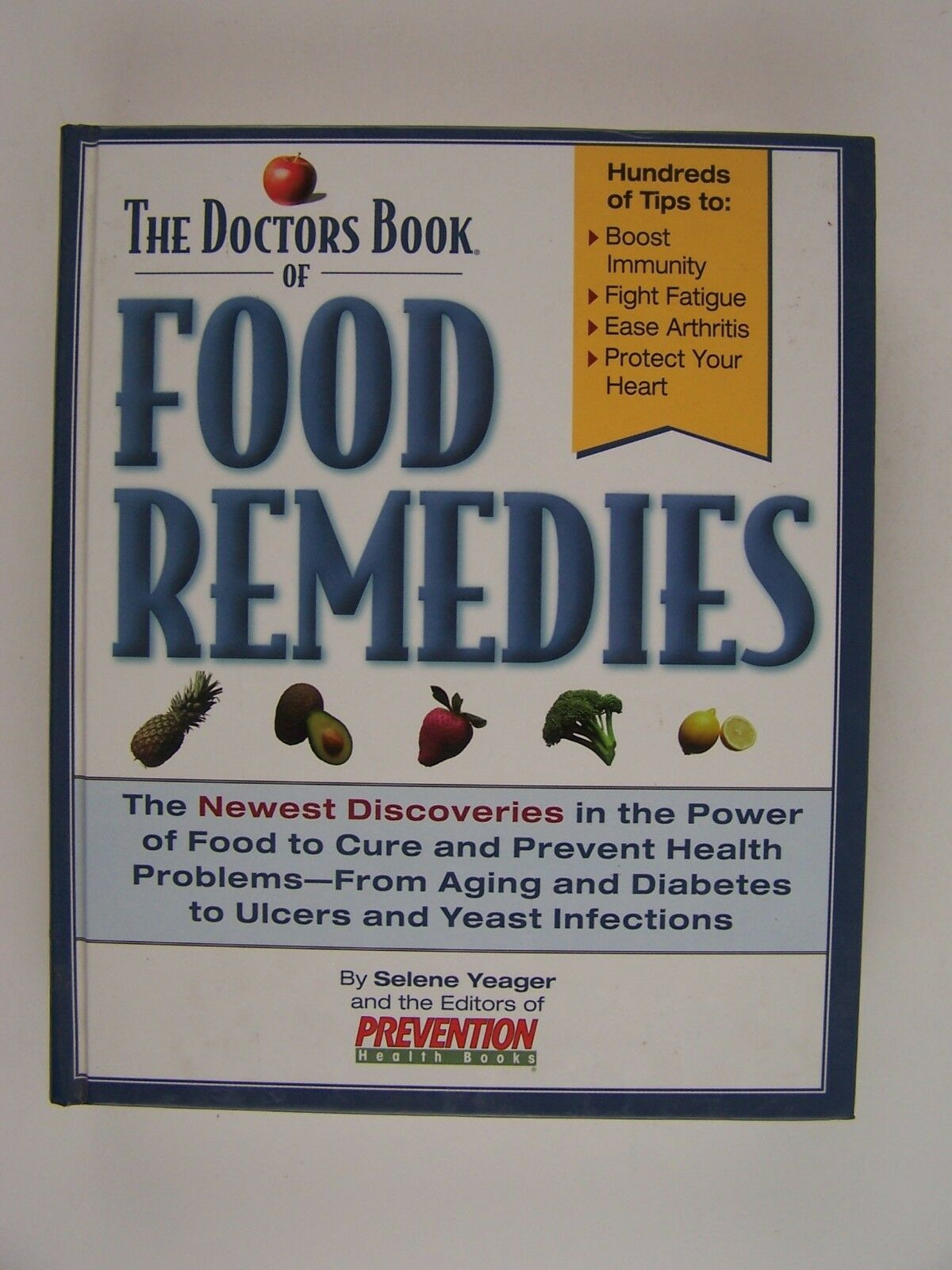 The Doctors Book of Food Remedies Hardcover