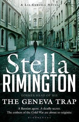 1 of 1 - The Geneva Trap: A Liz Carlyle novel by Stella Rimington (Paperback, 2013)