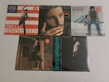 Lot 5 Bruce Springsteen Records, LP's: Born in the U.S.A., Cover Me