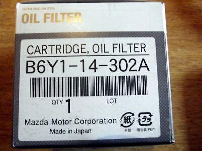 Mazda MX-5 MK1 na 1.6 genuine mann spin sur moteur filtre à huile service de remplacement