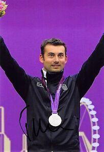 Luca Tesconi - ITA - Olympia 2012 - Schießen - SILBER - Foto - sig