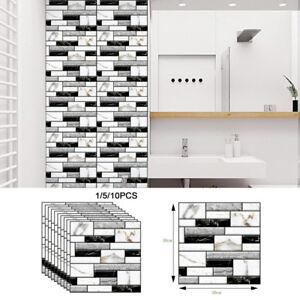 30cm-Self-adhesive-Waterproof-Kitchen-Bathroom-Home-3D-Wall-Sticker-Tile-Brick