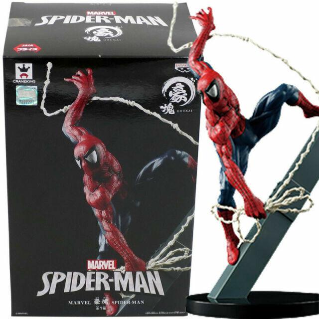 Spider-Man Venom Pvc Figure Banpresto MARVEL