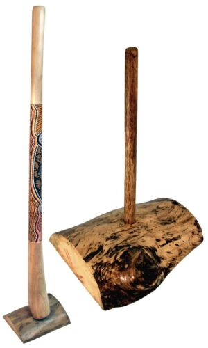 Didgeridoo Display 1er wood