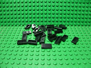 LEGO LOT OF 25 NEW 1 X 2 STUD TILE PIECES CONTROL DIALS COMPUTER DASHBOARD INFO