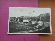 AK Pfronten Falkenstein, Schlicke Köllespitze Rossberg 1931 Postkarte