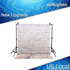 3x5ft Photography Backdrops Photo Camera Studio Background Wall Wood Floor US
