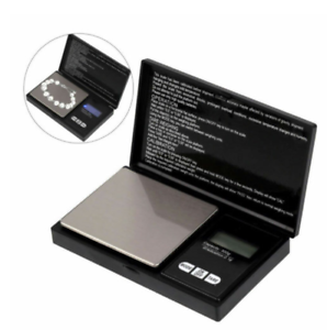 Mini Scales For Weighing Jewellery, Etc,Digital, Pocket Size From 0.1 to 500gms