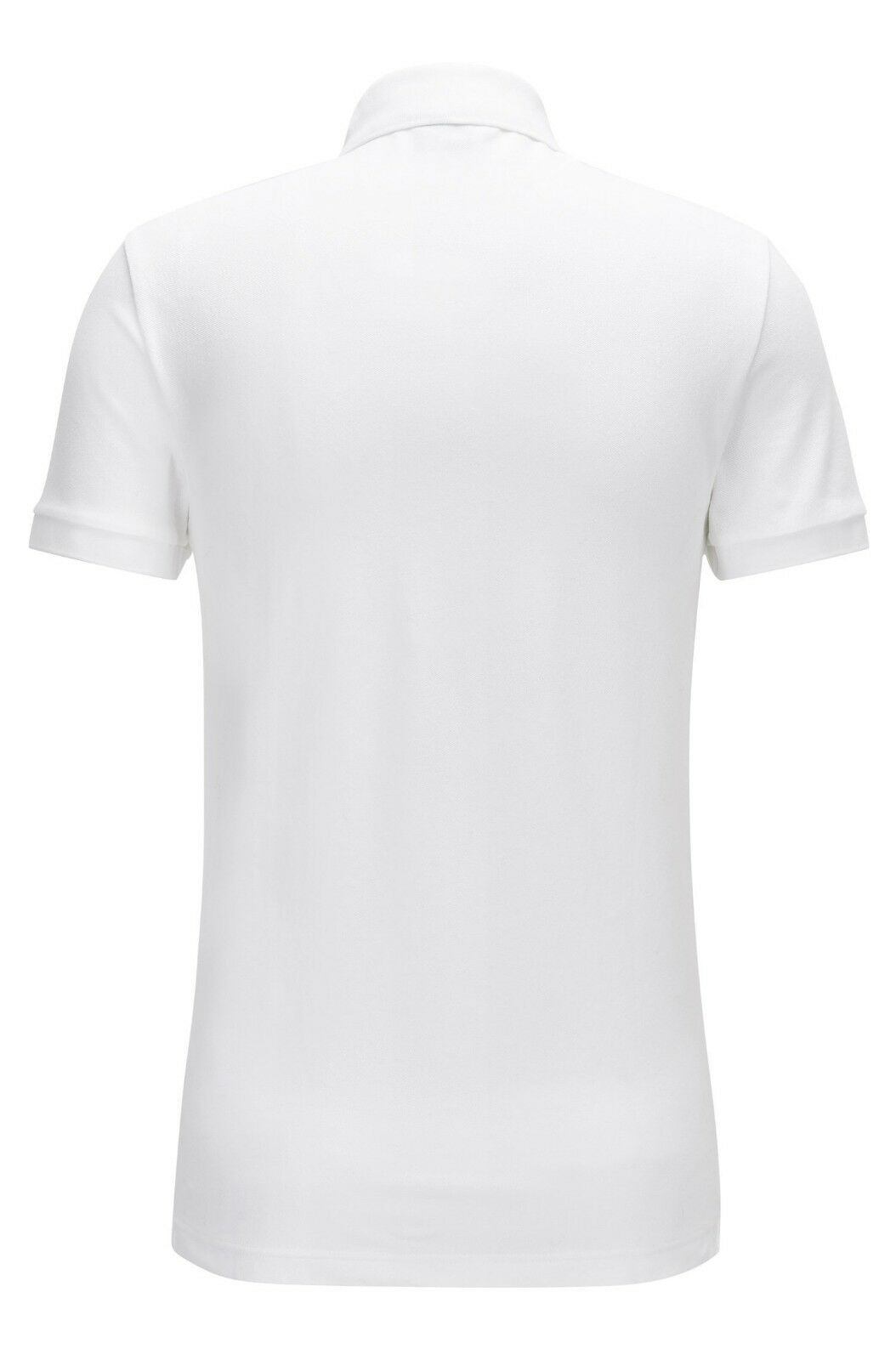 66ee7c331856ee ... Hugo Boss Mens Mens Mens Casual Passenger Logo Branded Slim-Fit Cotton  Polo T-