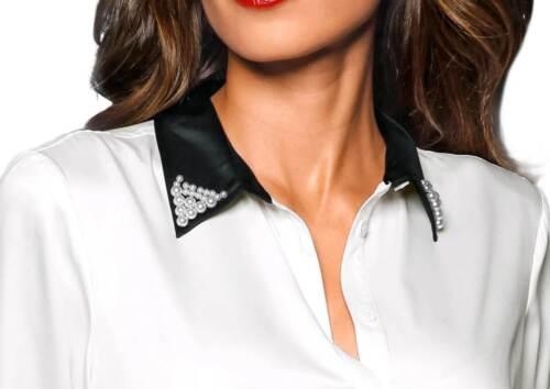 By Alina Damen Body Damenshirt Shirt Oberteil Top Damenbody 34-38  #C138