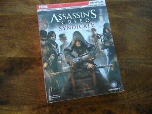 Assassin S Creed Syndicate Official Strategy Guide Softback New