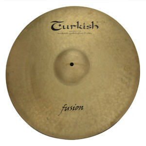 TURKISH-CYMBALS-Becken-20-034-Ride-Heavy-Fusion-bekken-cymbale-cymbal-2711g