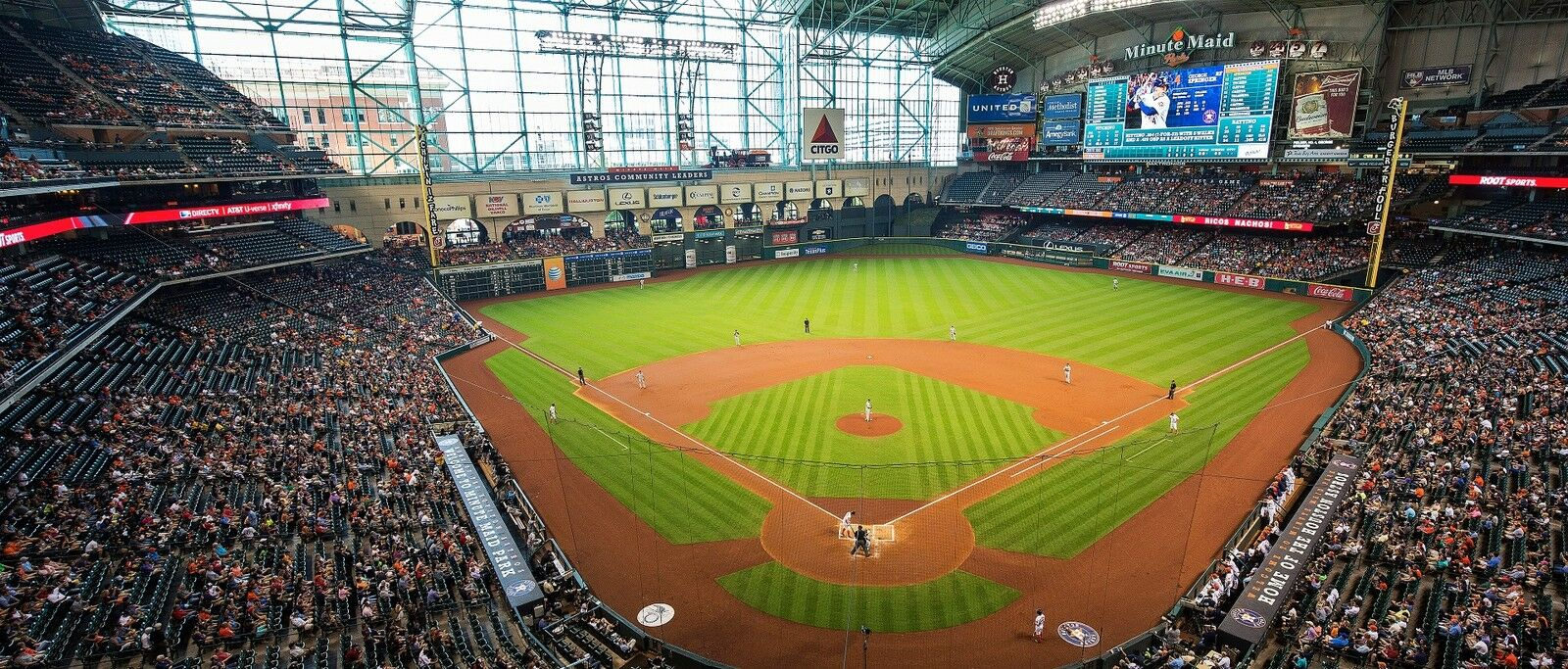 Los Angeles Angels at Houston Astros