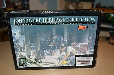 NEW JOHN DEERE HERITAGE COLLECTION ACCESSORY KIT #2 for BLACKSMITH SHOP