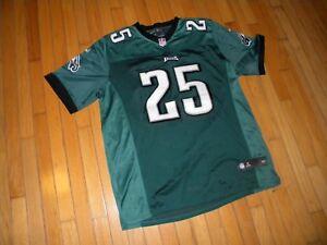 quality design 72e1f 979cf Details about NFL AUTHENTIC NIKE LeSean McCoy Philadelphia Eagles Jersey  Size 48