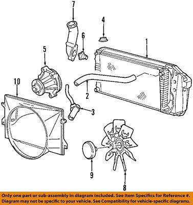 FORD OEM-Engine Coolant Thermostat 7L3Z8575D   eBayeBay