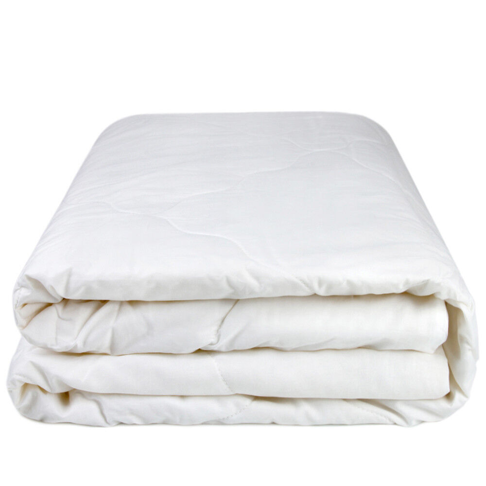 Pure Cashmere Comforter in 100% Cotton Startseite High Quality Lightweight US Größes