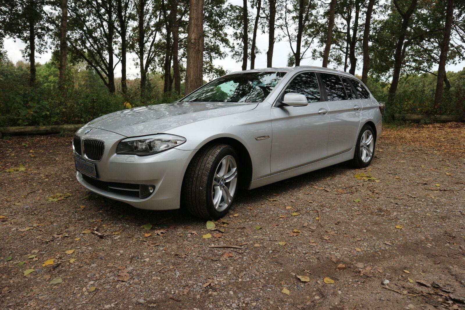 BMW 520d 2,0 Touring aut. 5d - 219.900 kr.