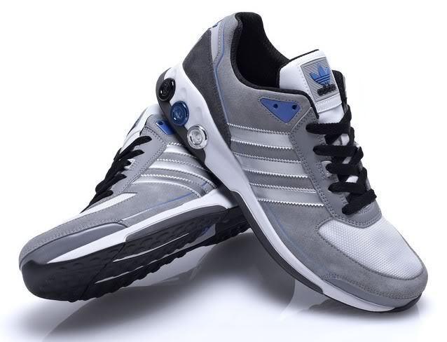 ADIDAS Originals Sneaker Uomo Scarpe, GRIGIO Mega Vario a 11,5 GRIGIO Scarpe, a94722