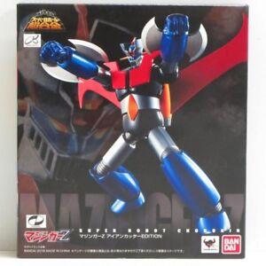 MAZINGA-Super-Robot-Chogokin-Mazinger-Z-Iron-Cutter-Edition-Complete-BANDAI