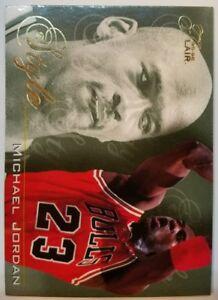 1995-96-Flair-235-Michael-Jordan-034-Style-034-Premium-Bulls-HOF-Sharp